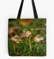 Miniature fungi Tote Bag