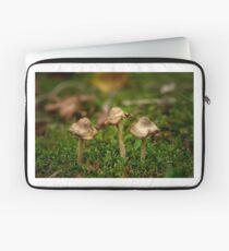 Miniature fungi Laptop Sleeve