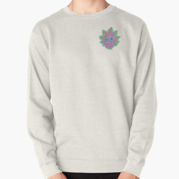Rick and Morty - Rick Pullover Sweatshirt