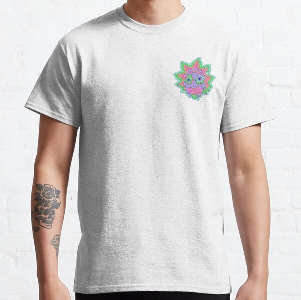 Rick and Morty - Rick Classic T-Shirt