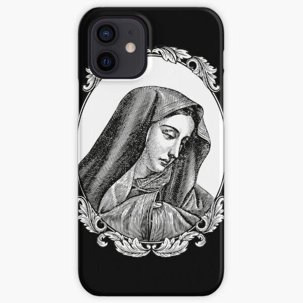 Coque iPhone « Vierge Marie », par ErianAndre | Redbubble