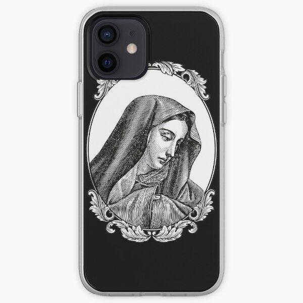 Coque iPhone « Médaille Miraculeuse Vierge Marie », par ...