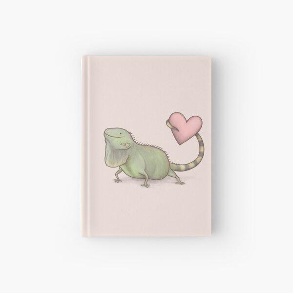 Iguana Love You Hardcover Journal