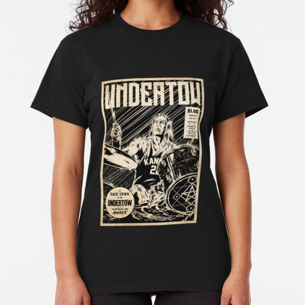 Tool Undertow Vintage Style Comic Cover Classic T-Shirt