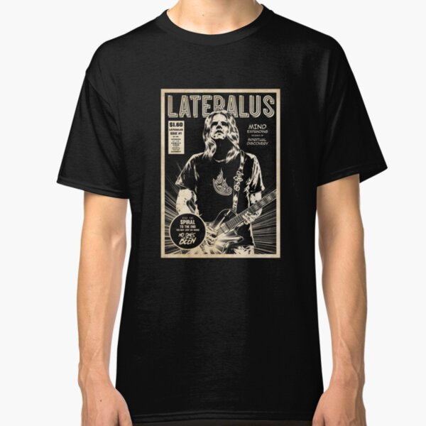 Tool Lateralus Vintage Style Comic Cover Classic T-Shirt