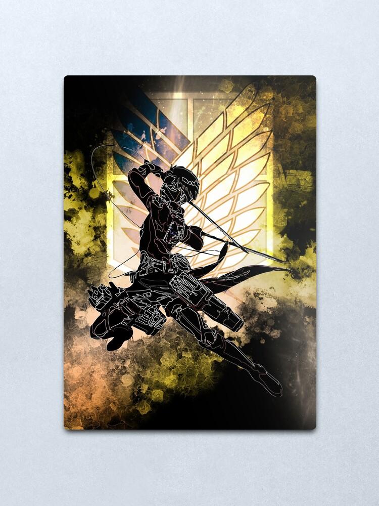 Alternate view of Ackerman Awakening Metal Print