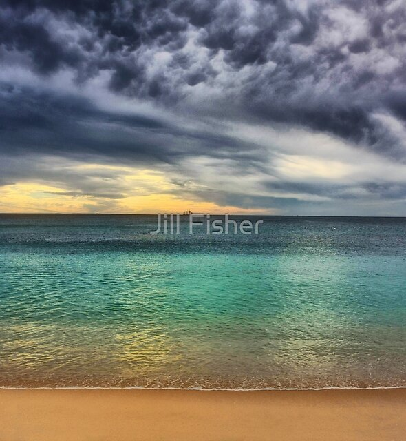 The Calm Before the Storm by Jill Fisher