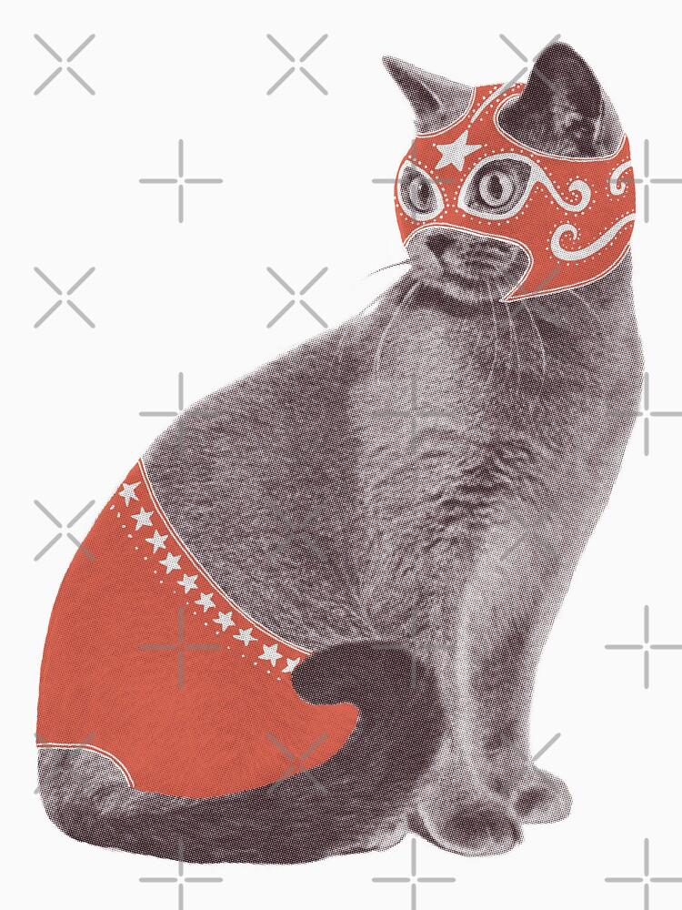 Cat Wrestler by florentbodart