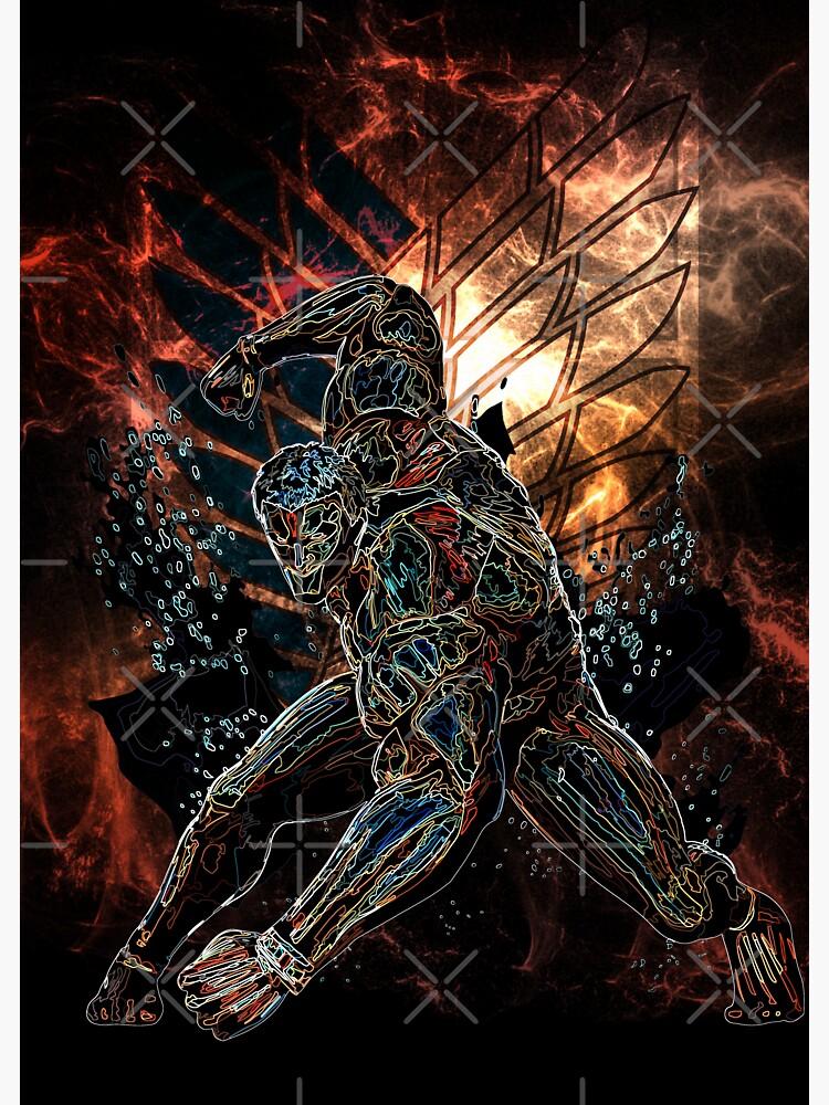 Armored Titan Awakening by ryukrabit