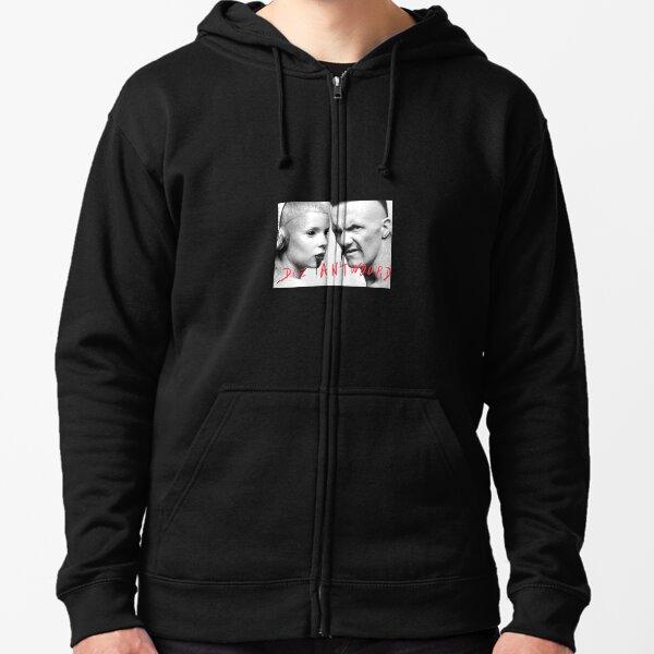 LIAM HENDERSON Fire Force Sweatshirts for Men Hoodies White