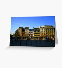 Lille, France Greeting Card
