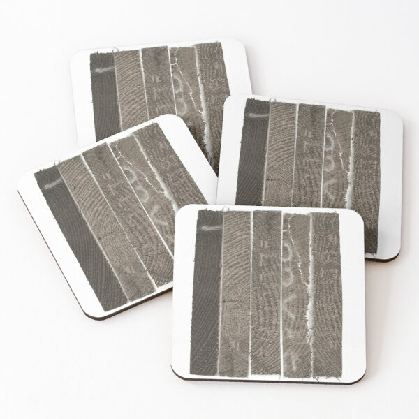 Stories of Trees Coasters (Set of 4)