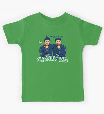 Canucks Sedins T-shirt Kids Clothes