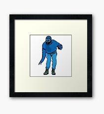 Hotline Bling  Framed Print