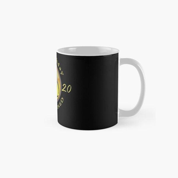 20th Birthday in Lockdown Quarantine - COVID 19 Phrase Classic Mug