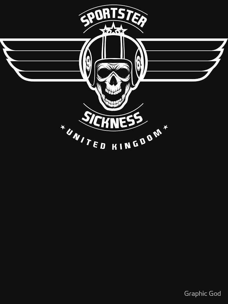 Sportster Sickness - UK | Unisex T-Shirt