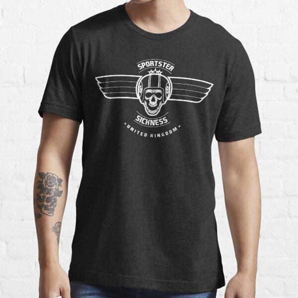 Sportster Sickness - UK Essential T-Shirt