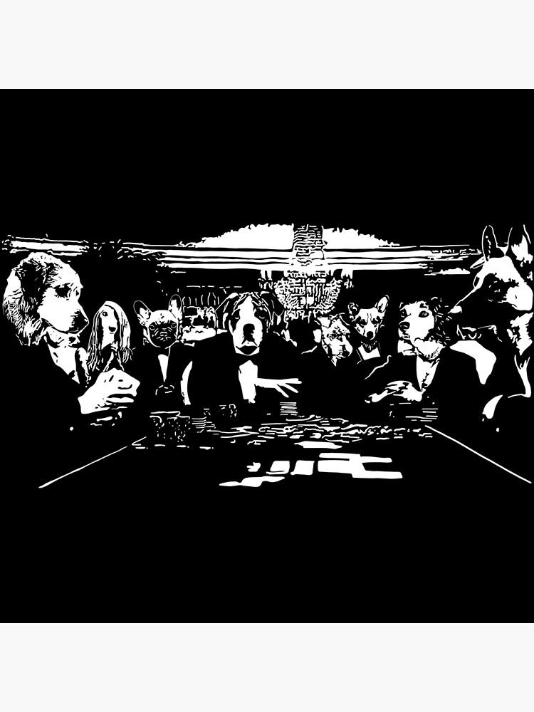 Casino Bond Dogs  by fullrangepoker