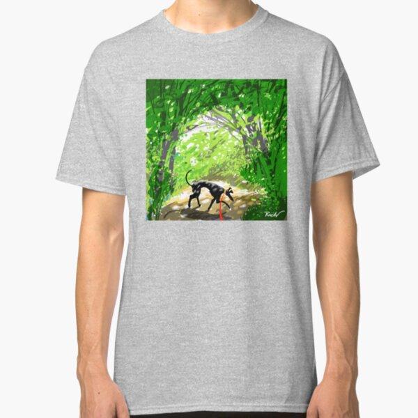 Woodland Shade Hound Classic T-Shirt