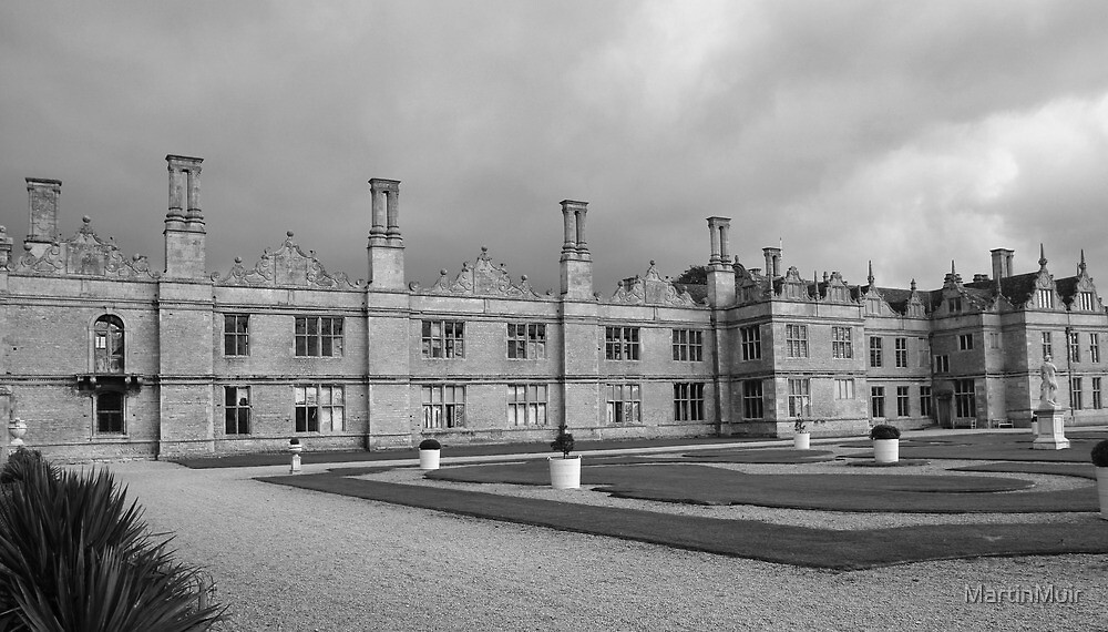 Kirby Hall by MartinMuir