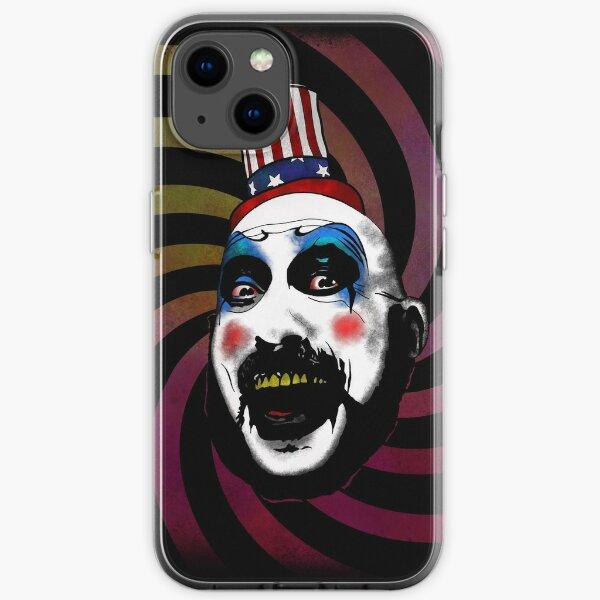 Captain Spaulding iPhone Soft Case