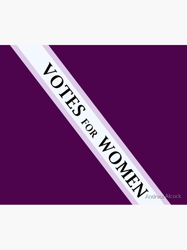 Votes For Women by andrewalcock