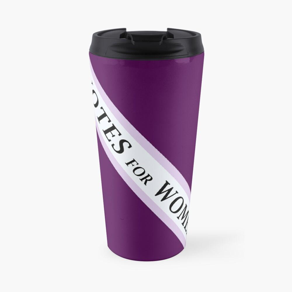 Votes For Women Travel Mug