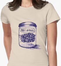Abby Normal Women's Fitted T-Shirt