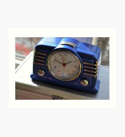 I like this radio - The home series :)) Art Print