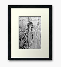 Debra Framed Print