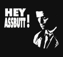 Hey ASSBUTT_supernatural | Women's T-Shirt