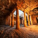 Tombs Of The Kings - Cyprus by geirkristiansen