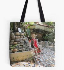 A Relaxing Space - Un Lugar Relajante Tote Bag
