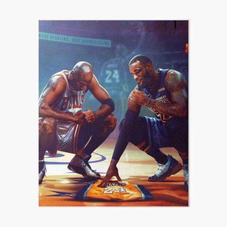 Jordan & James for Bryant Art Board Print
