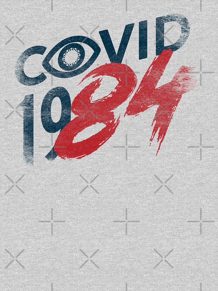 COVID-19...84 BLUE by huffenreuter