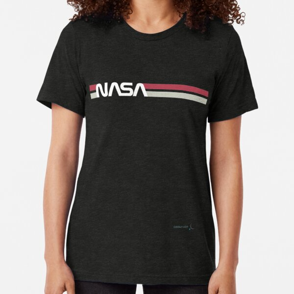 NASA Worm     #TheWormIsBack Tri-blend T-Shirt
