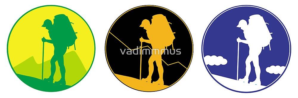 Adventure emblem   by vadimmmus