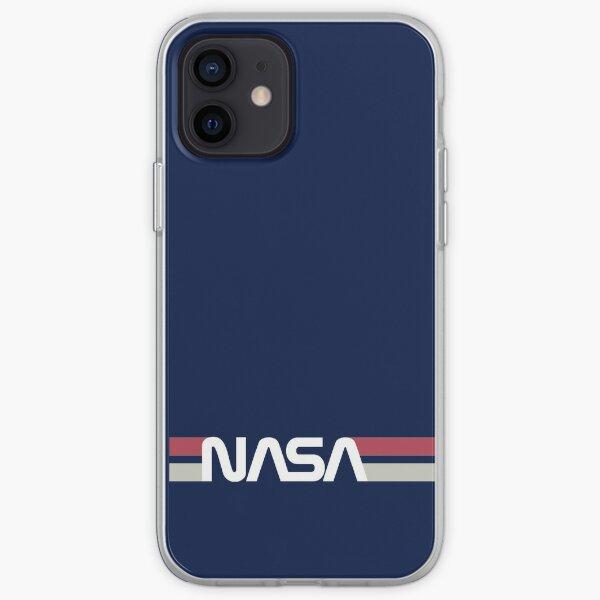 Ver de la NASA #TheWormIsBack Coque souple iPhone