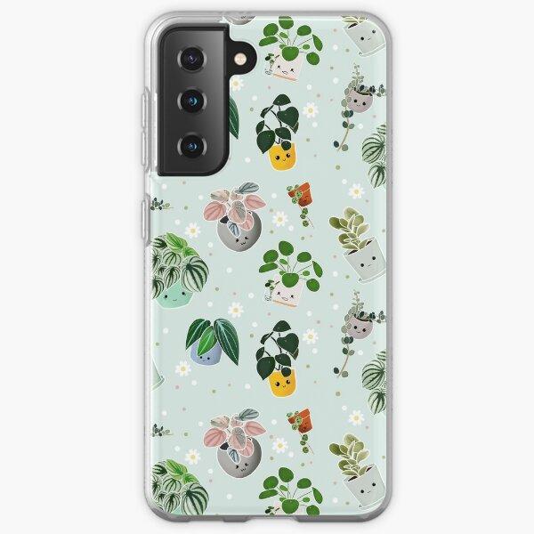 Peperomia Confetti  Samsung Galaxy Soft Case