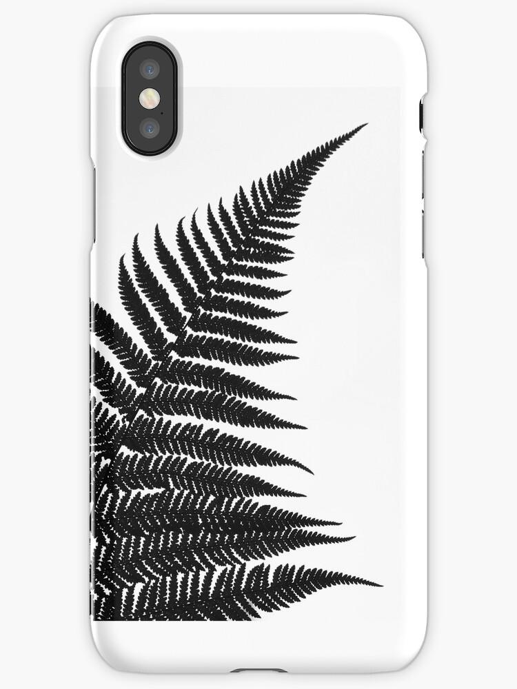 Silver Fern - iphone by mattslinn