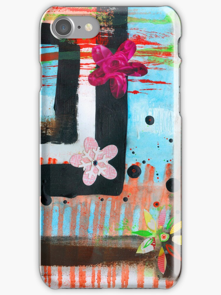 My Secret Garden iPhone/iPod Case by Jay Taylor