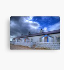 Llanddwyn Island Pilot's Cottages Canvas Print