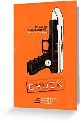 Chuck by Ian Wilding