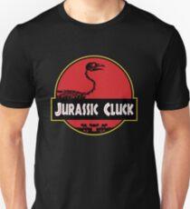 Jurassic Cluck Unisex T-Shirt