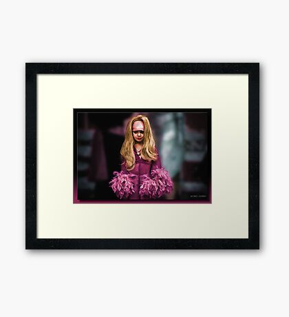 The Pageant Framed Print
