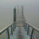 Vanishing Pier by Sam Sneddon