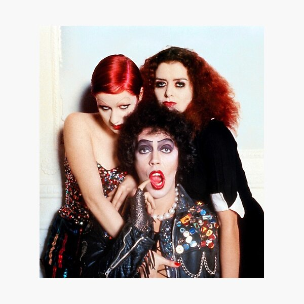 The Rocky Horror Picture Show -  Photographic Print
