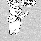 White Flour by rudeboyskunk