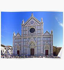 Santa Croce Church Poster