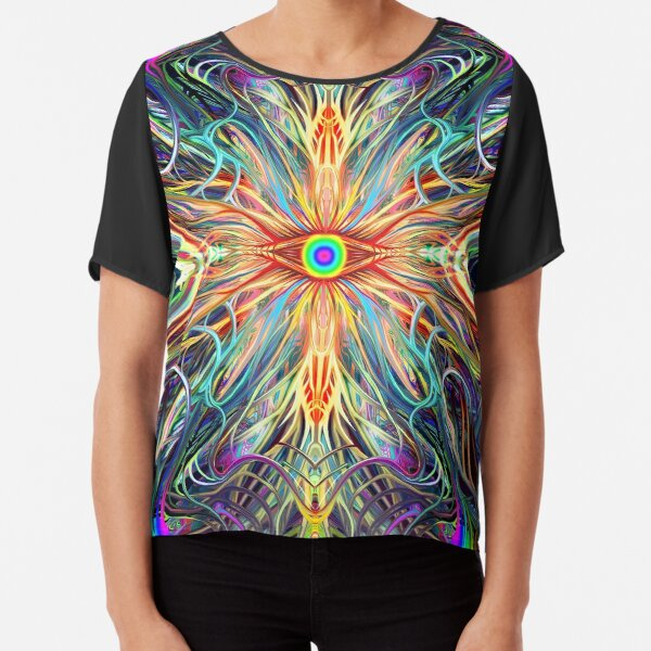 As Within, So Without, Act.4 Chiffon Top